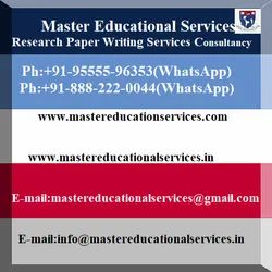 Research Article Writing Services