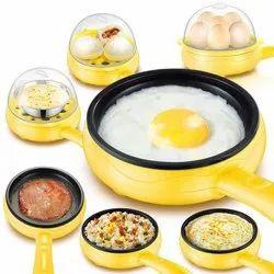 Plastic Mix Handle Egg Cooker