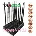 Mobile Signal Jammers- 12 Antenna YT-212
