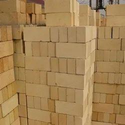 Rectangular High Alumina Fire Bricks, Size: 230 X 115 X 75 mm