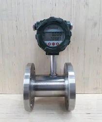 Light And Heavy Fuel Oil Flow Meter