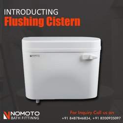 Side Handle Flushing Cistern