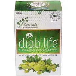 Diab Life Tablets
