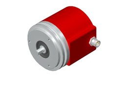 Solid Shaft Angular Sensor for Industrial Applications