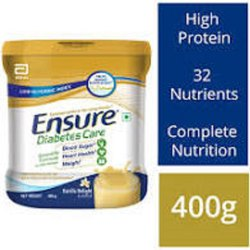 Ensure Diabetes Care Powder, Non prescription, Packaging Type: Box