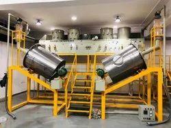 Gold Refinery Tumbler Type