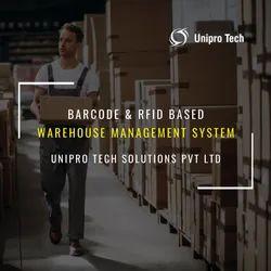 RFID Based Warehouse Management System