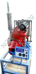 Diesel Engine Working Model