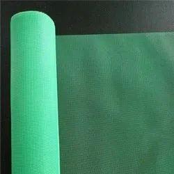 Green Plastic Window Mosquito Net