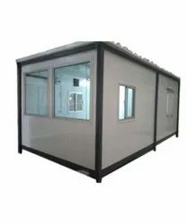 Rectangular PVC Portable Office Container