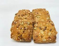 Hand Made Manpasand Multigrain Cookies, Packaging Size: 250 Gm