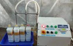 Juice Water Milk Filling Machine
