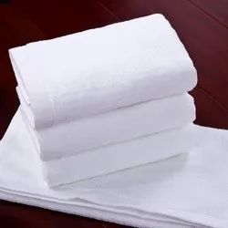 White Terry Hand Towels