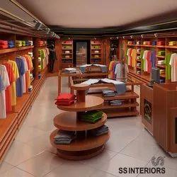 Showroom Interior Designing