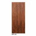 Wpc08 Wood Design Door, For Home