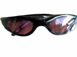 Gland Black Kids Plastic Sunglasses