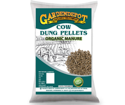 Cow Dung Pellets
