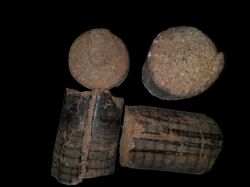 Sawdust Biomass Briquettes, For Boiler, Thickness: 90mm