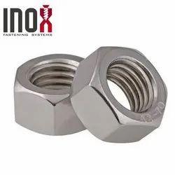 Nylock Nut Stainless Steel