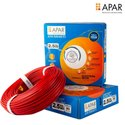 Apar Anushakti Flexible Copper Conductor Ebxl Fr Pvc Insulated House Wire 90m