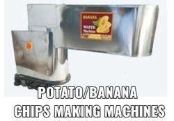 Potato chips/Banana Chips Making Machine