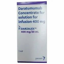 Daratumumb Concentrate Infusion Solution 400mg