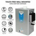 Automatic Hand Sanitizer Dispenser Machine Touchless - Wall Mounted