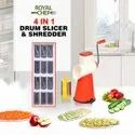 4 In 1 Vegetable Cutter Slicer