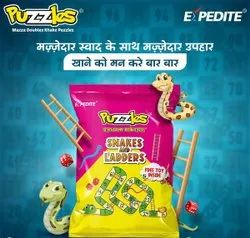 Puzzles Snakes and Ladders