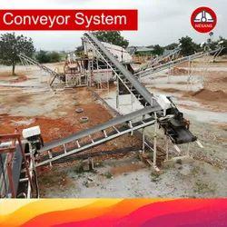 Crusher Plant Belt Conveyor Systems