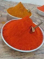 Organic Dried Red Chilli Powder
