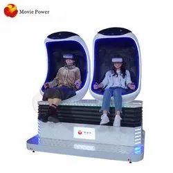 9D Virtual Reality Egg Chair