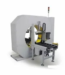 Wire Ring Stretch Wraping Machine