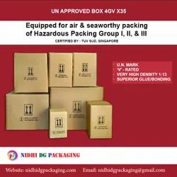 Un Approved Box Packaging Services