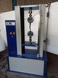 Conveyor belt universal testing machine