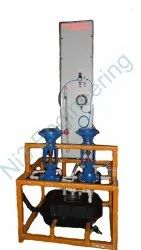 Apparatus To Find Characteristics Of Valves