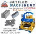 Hollow Blocks Making Machine