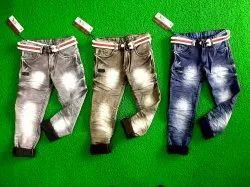 Casual Wear Printed Heavy Denim, Size: 26x36, Machine wash