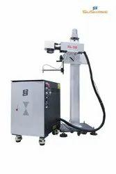 Alloy Wheels Laser Marking