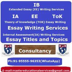 IB Essay Writing Services
