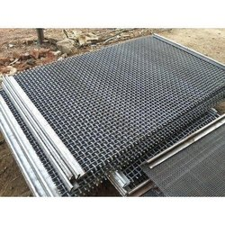 Spring Steel Wire Mesh, For Industrial, Size: 1mm Opening To 120mm Opening