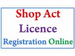 Shop Act Licence Online Registration Service
