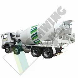 Schwing Stetter AM 10 C2 Concrete Transit Mixer