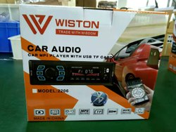 Wiston Bluetooth Car Stereo, Size: 9