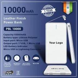 10000 Mah Card Power Bank