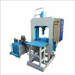 Paver Block D Moulding Machine