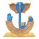 Bhagwan Ganesha / Ganpati Statue Car Dashboard Idol
