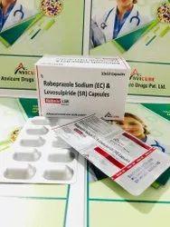 Rabeprazole Sodium EC And Levosulpiride SR Capsules