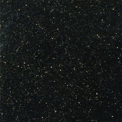 15 MM Black Galaxy Granite Slab