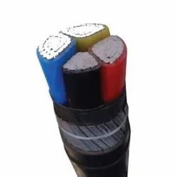 185 Sqmm 3.5 Core Aluminium Armoured Cable